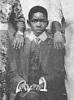 Benjamin Nnamdi Azikiwe as a young boy