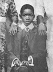 Benjamin Nnamdi Azikiwe as a young boy
