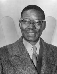 Benjamin Nnamdi Azikiwe potrait