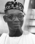 Benjamin Nnamdi Azikiwe potrait 2