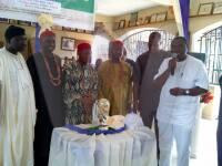 Igwe Kenneth Onyeneke Orizu III at a traditional event