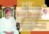 Akunwata Clement Jackson Chukwunwike Burial Banner