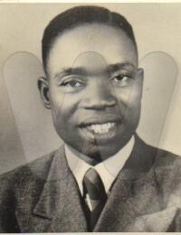 G. E Okeke potrait