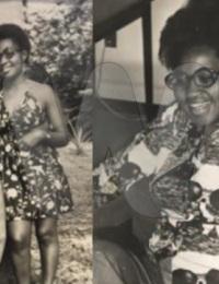 Ngozi Okonjo-Iweala and Ikemba Iweala