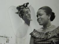 Benjamin Nnamdi Azikiwe and Flora