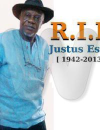 Justus Esiri (1942 -2013)