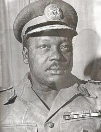 Major General Johnson Thomas Umunnakwe Aguiyi-Ironsi