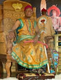 Igwe Kenneth Onyeneke Orizu Circa 1989