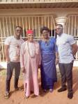 Chief Roland Ogbonna Ejiofor and family2