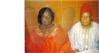 Michael Anyaegbunam and victoria Ndigwe