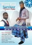 Paul Chukwuma Arisa Obituary Poster