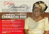 Hannah Chimaobi Ene -Burial Poster