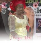 Mrs-Egbochukwu- Callistus ogochukwu Egbochukwu mother