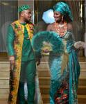 Chike Ugochukwu Mbah + Chigozie Stephanie Alichi - Marriage