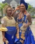 Chike Ugochukwu Mbah mother