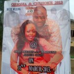 Chijioke … + Ozioma OKEAHIALAM - Common law marriage