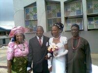 Emeka + Emmanuela Chinelo Edokwe