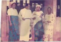 Baptism of Ella Ijeh