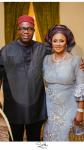 Emeka Offor and Nkiru offor