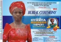 Mrs Oyidiya Mpoh
