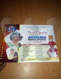Angelina Nwamaka Obiefuna