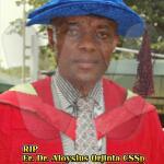 Rev. Dr. Aloysius Orjinta