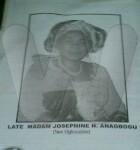 Josephine Ogbuozoba Anagbogu