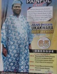 Julius Durueshikwudu